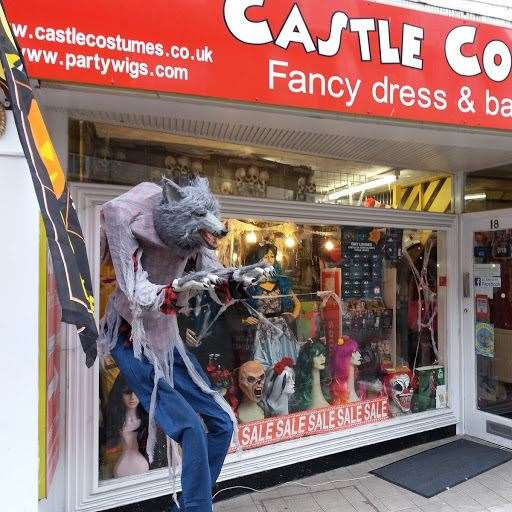 Werewolf at Castle Costumes in Lynn (18403082)