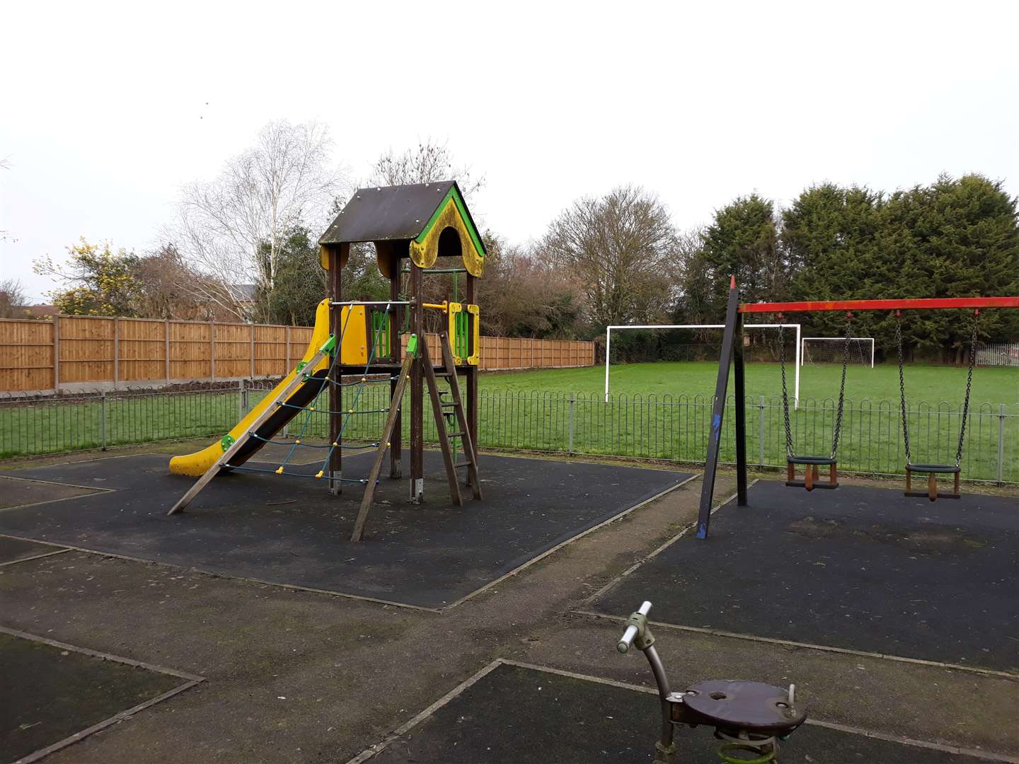 Oaklands Play Area, Swaffham