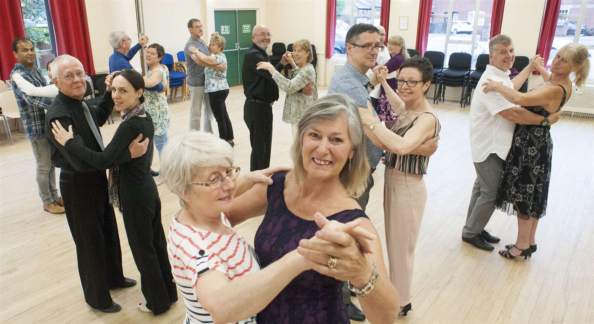BBC's Strictly Come Dancing is inspirational, says C J Dance