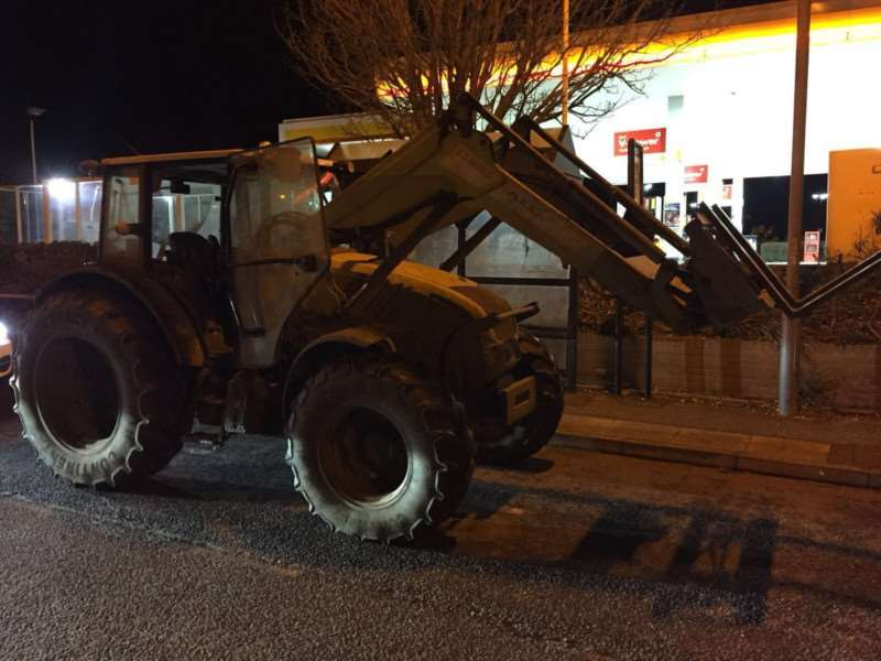 Man allegedly stole and drove tractor in Swaffham