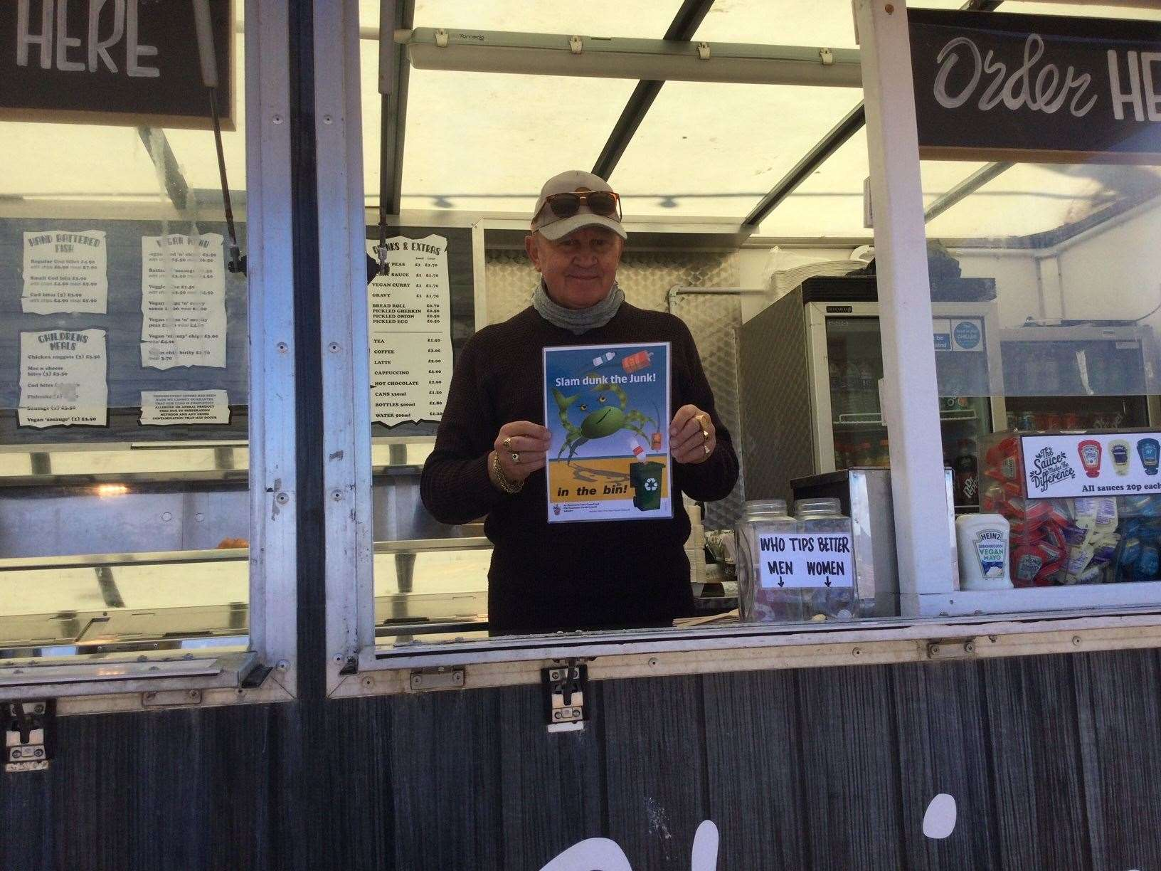 Ellmacks Fish and Chips are backing the campaign (46119052)