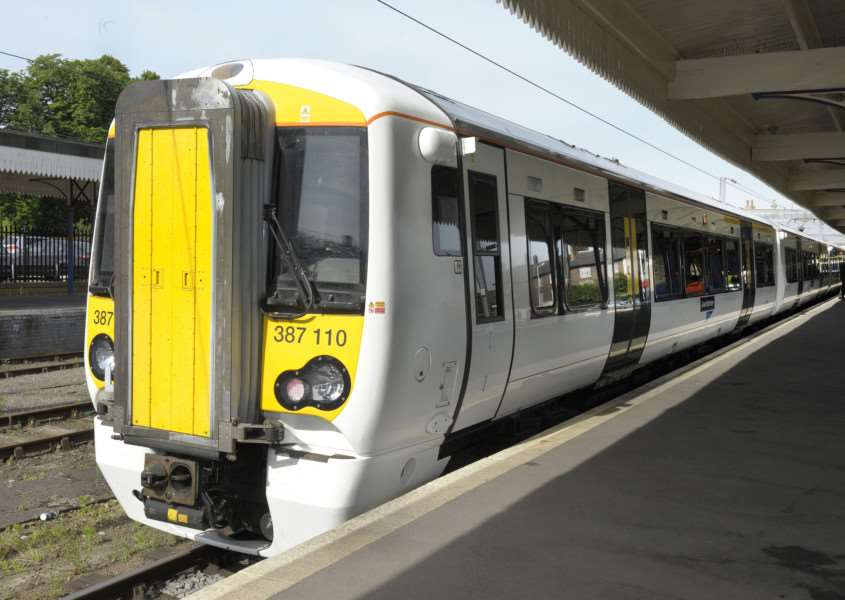 Launch of new trains at King's Lynn Railway Station