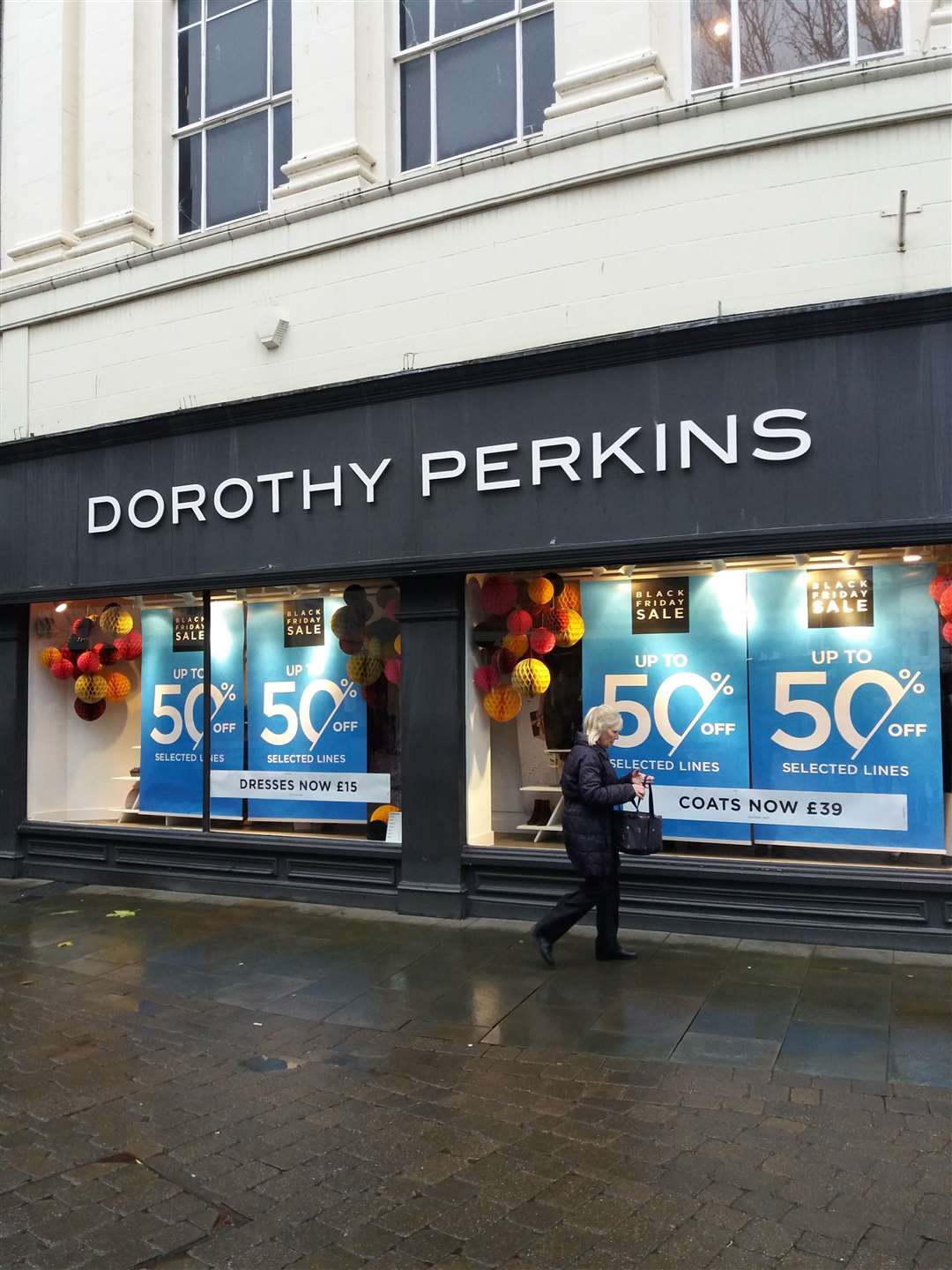 Dorothy Perkins in Lynn town centre (22778611)