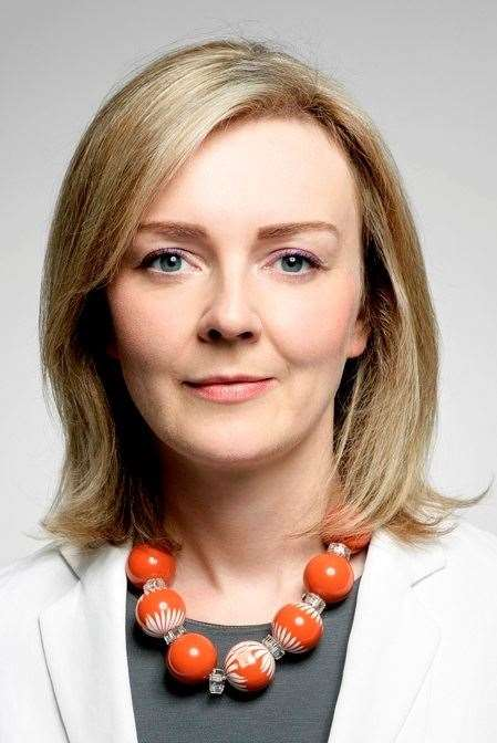 "Liz Truss: ""The British people voted for Brexit and I want this government to deliver it."" (7996316)"