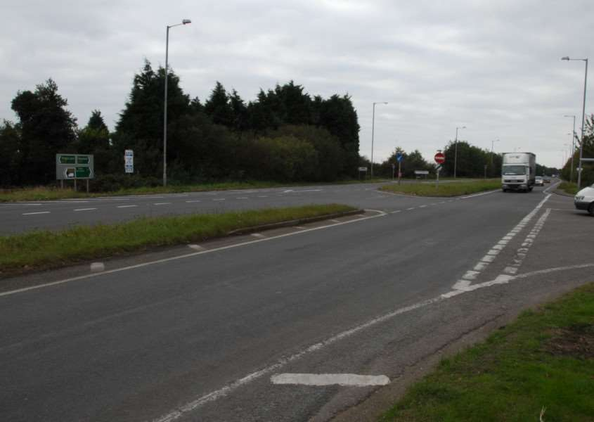 A17 near Terrington St Clement