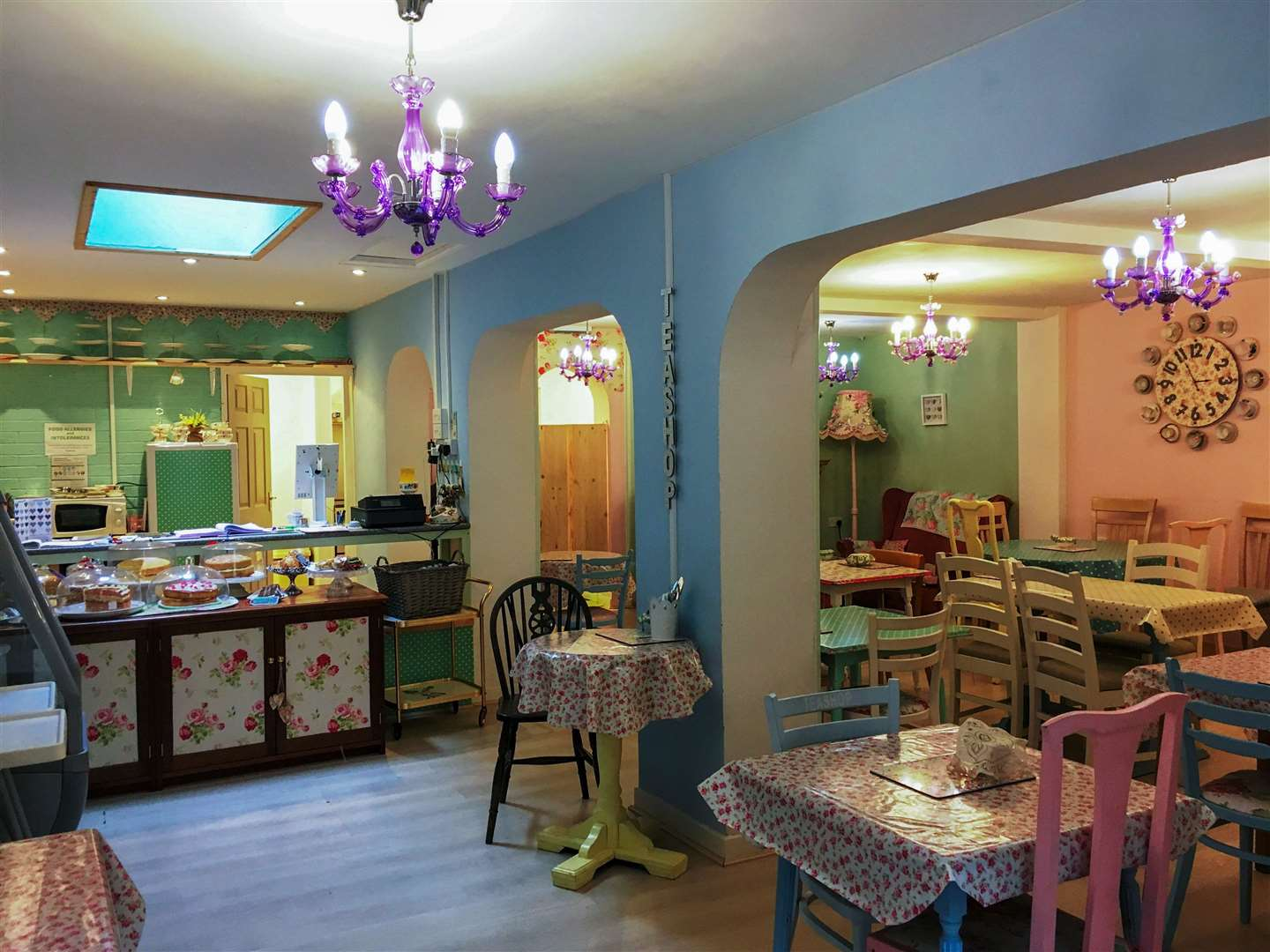 Pretty Little Tea Rooms is on the market. (11302867)