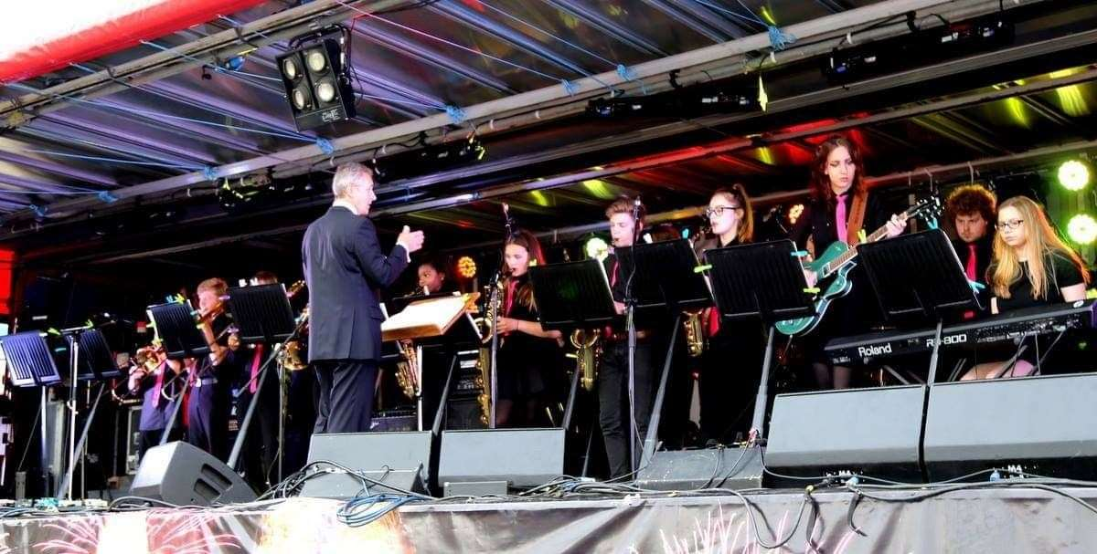 Springwood Big Band