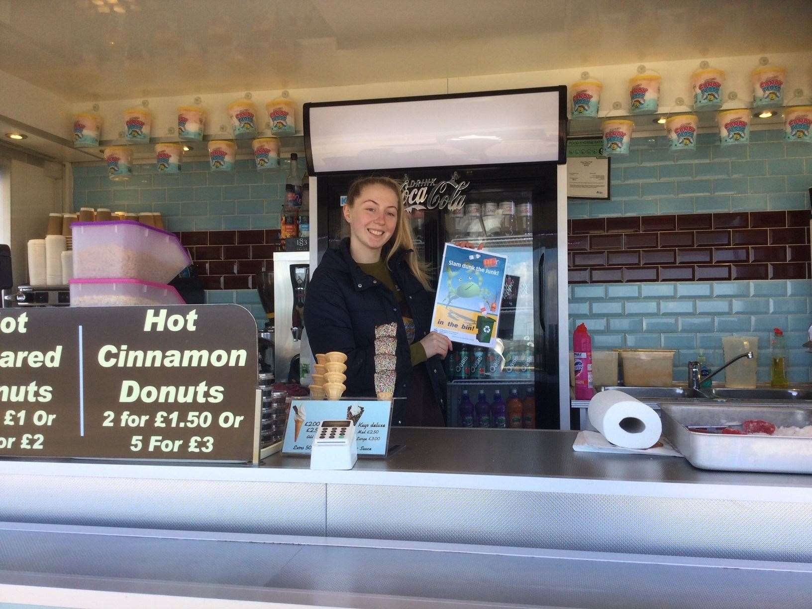 Kays Donuts is among the businesses backing the campaign (46119029)