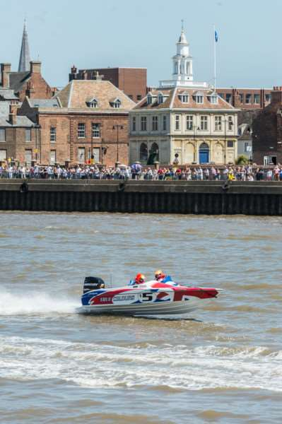 Scenes from the Hanseatic Ski Race, which took place on the River Ouse at King's Lynn waterfront at the weekend.