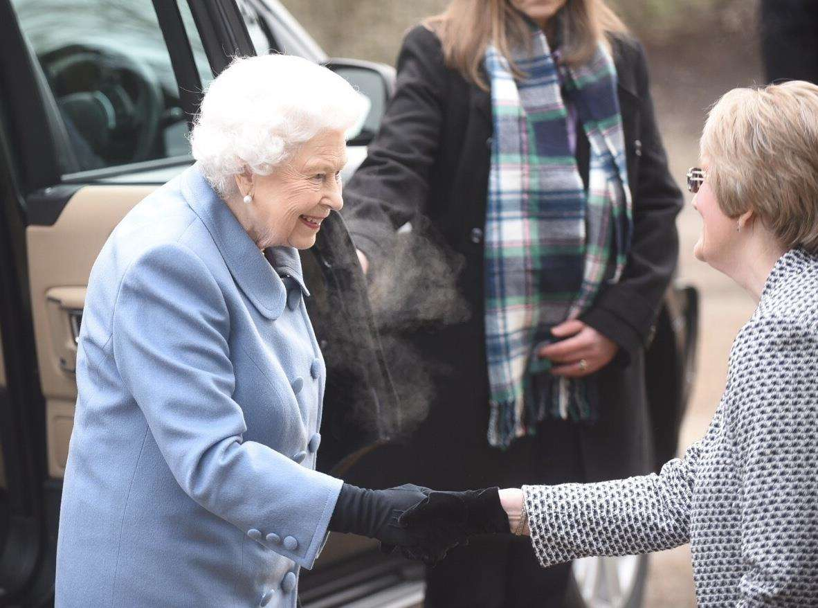 The Queen calls again for more respect for others' views