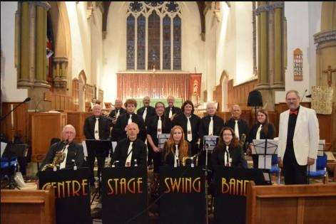 centre stage swing band (4702414)