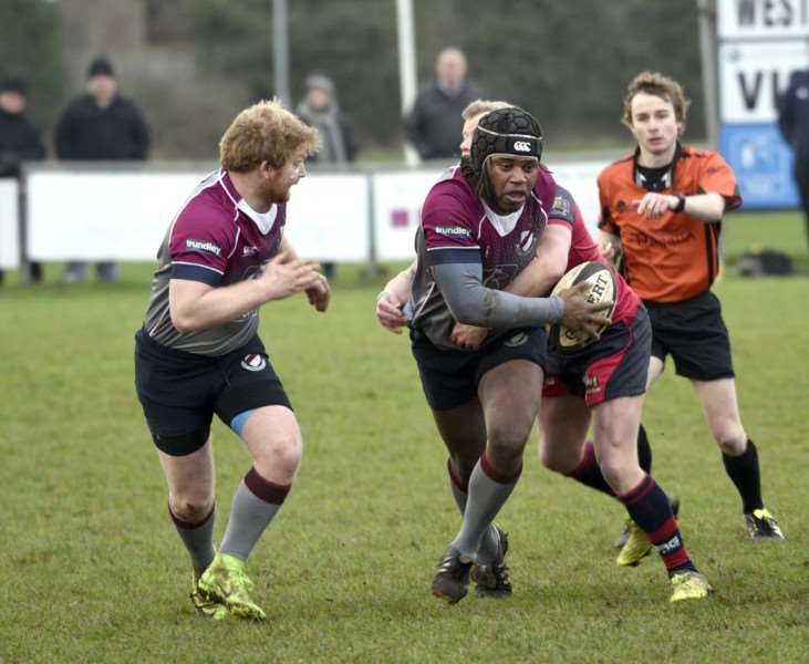 West Norfolk Rugby v Wisbech