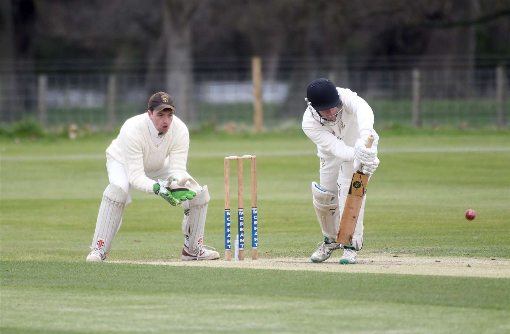 Downham Stow 2nds v Bradenham..Tom High. (46065214)