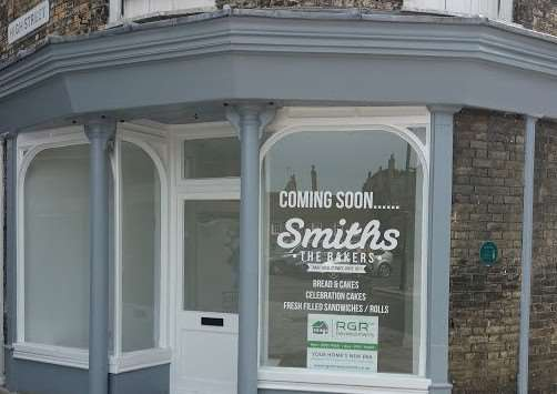 Smiths the Bakers are due to open a new shop at 1 High Street in King's Lynn.