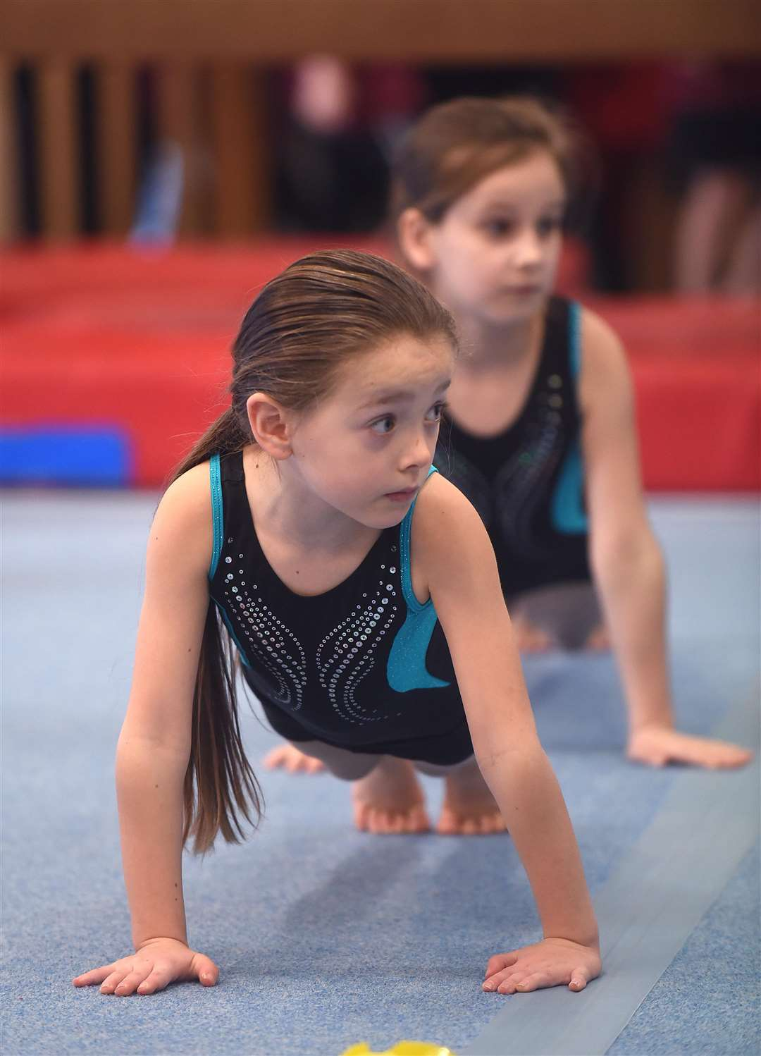 SSP Gymnastics finals at Eagles Gym. (6858113)