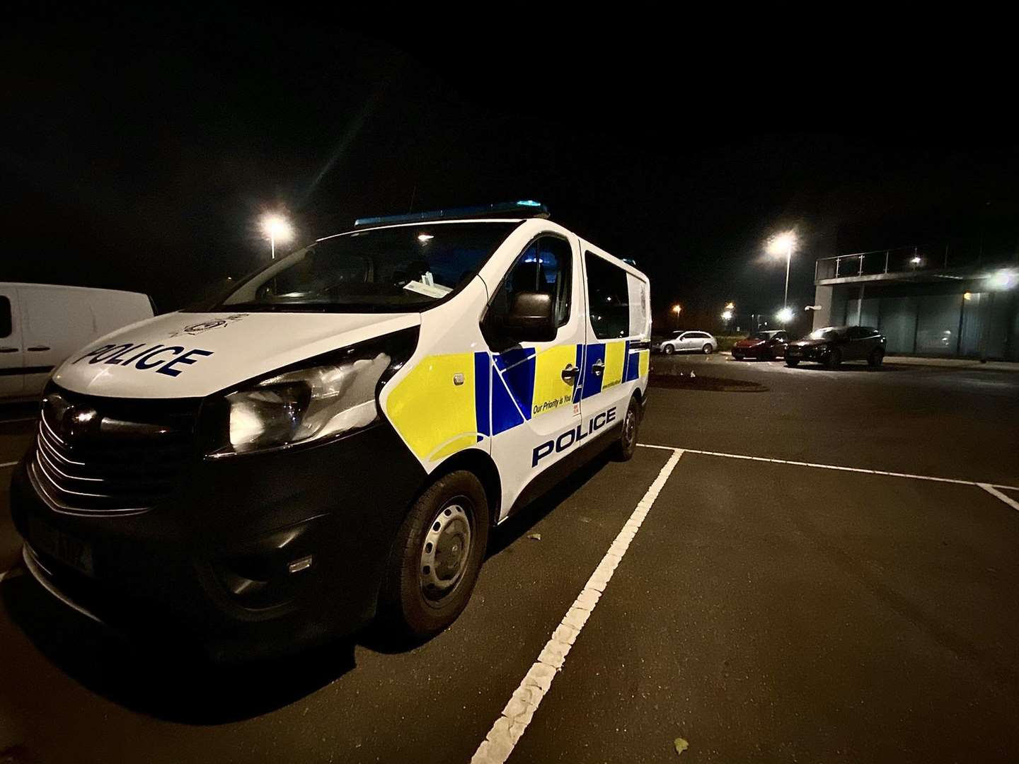 The public assisted officers in arresting an intoxicated man on the A47. Picture: King's Lynn Police