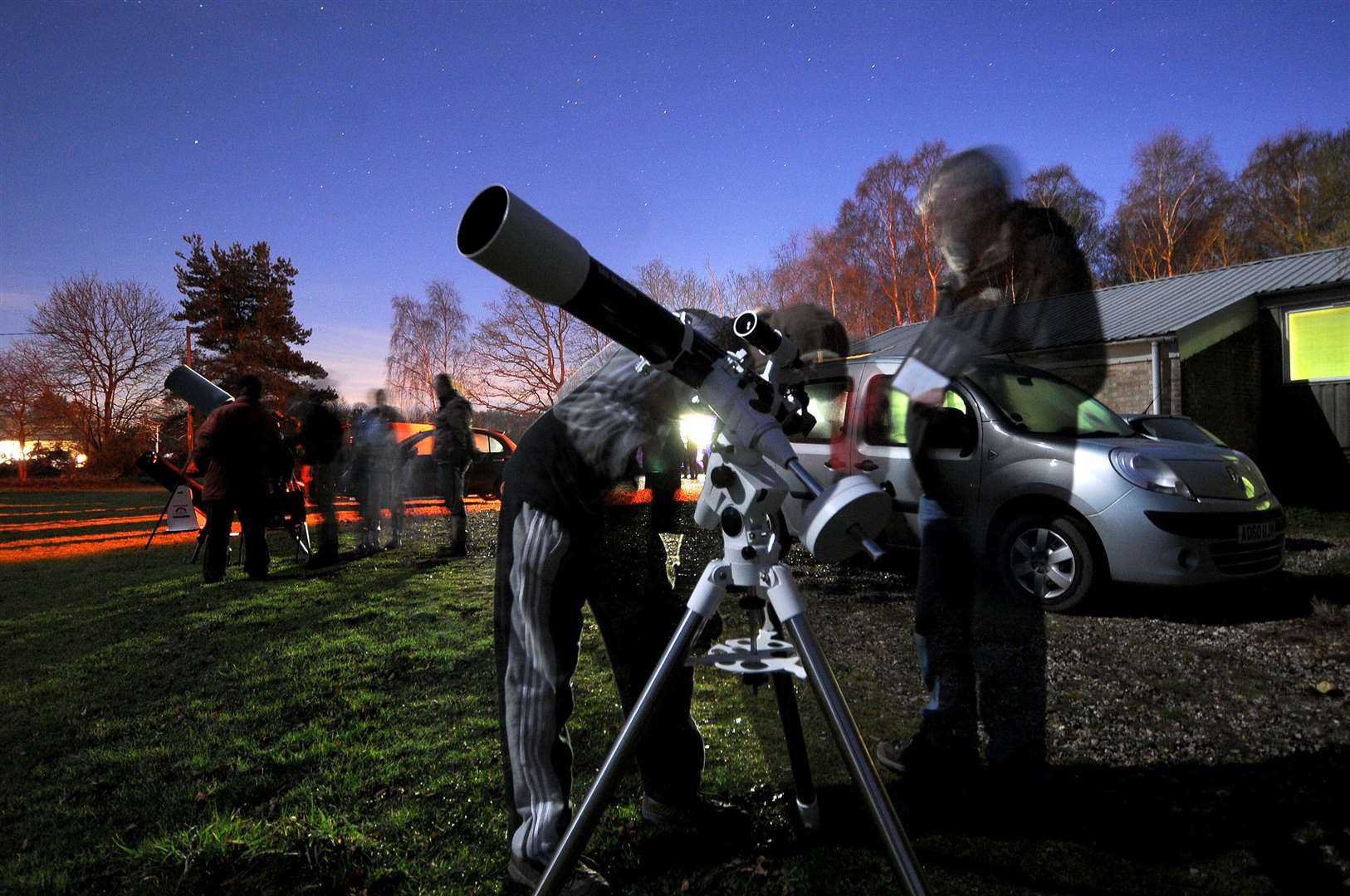 The Leonid meteor shower will shoot fireballs across the sky this week