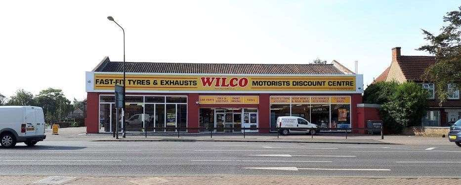 The Wilco store in Gaywood (41869510)