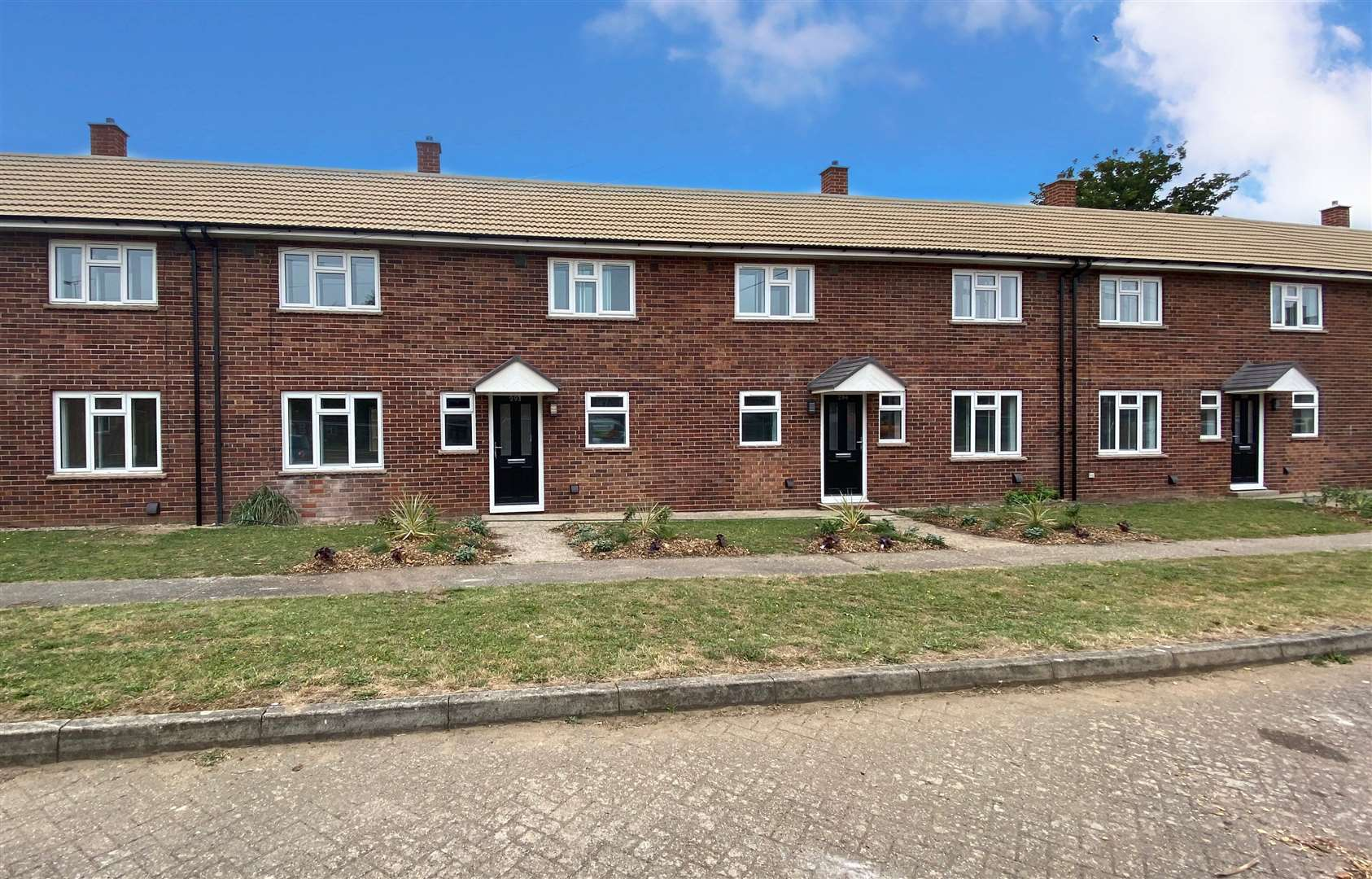 Former military accommodation at RAF Marham goes on sale (42408058)
