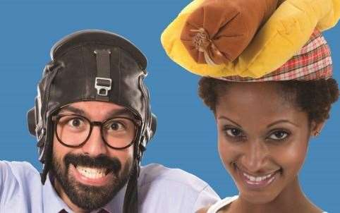 Norfolk and Waveney Headway has launched a wacky hat campaign. Picture: SUBMITTED