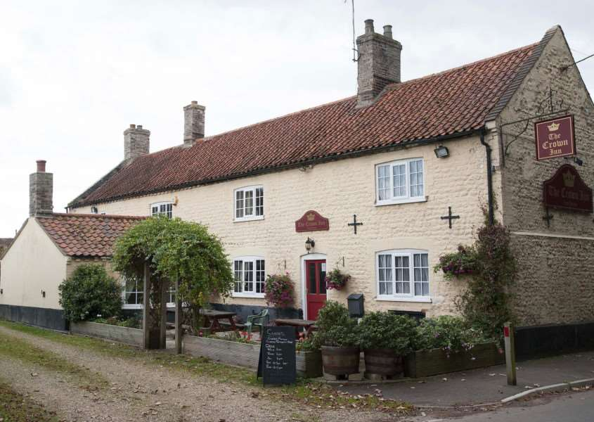 The Crown Inn at Northwold.