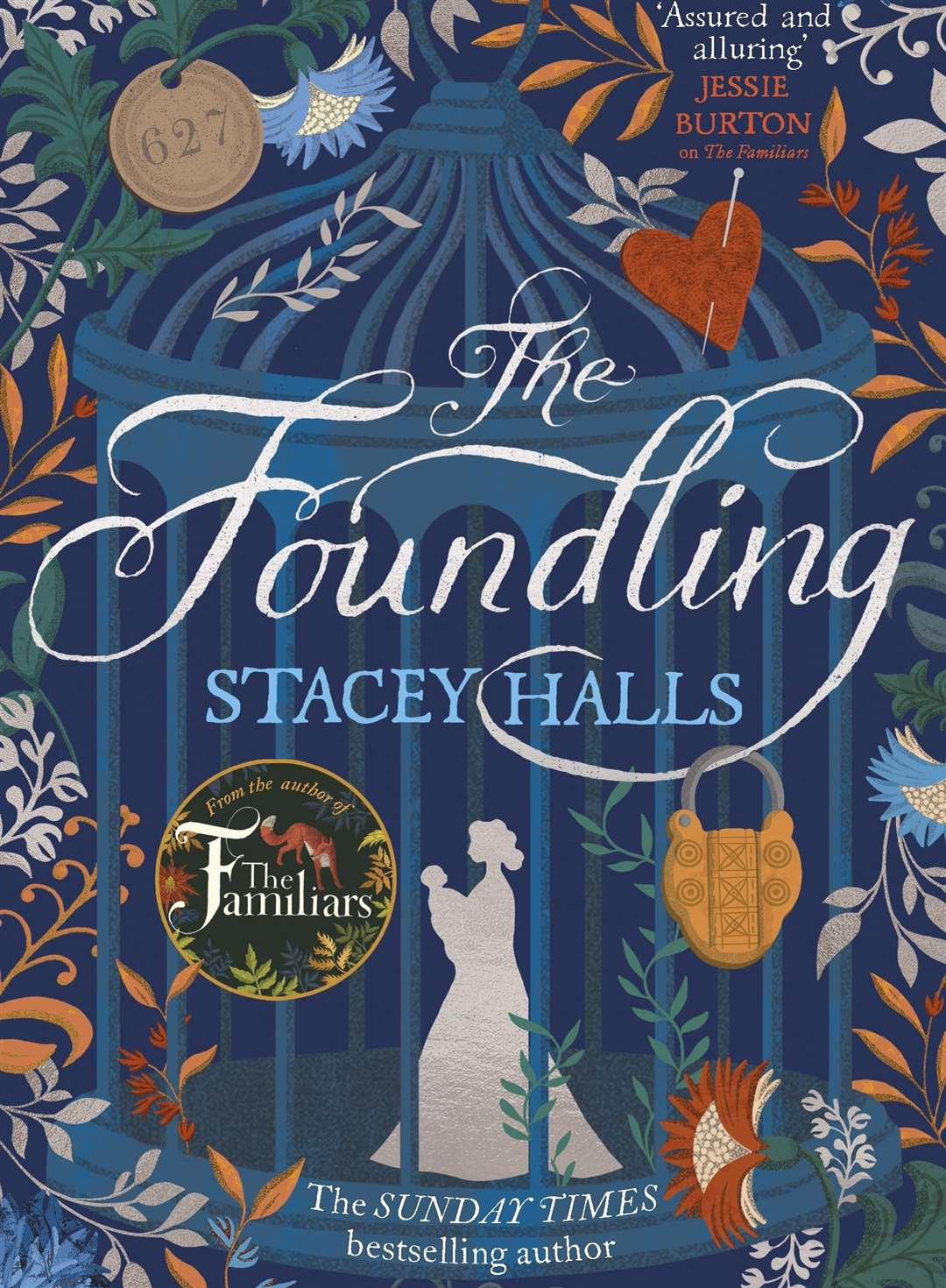 The new book titled The Foundling