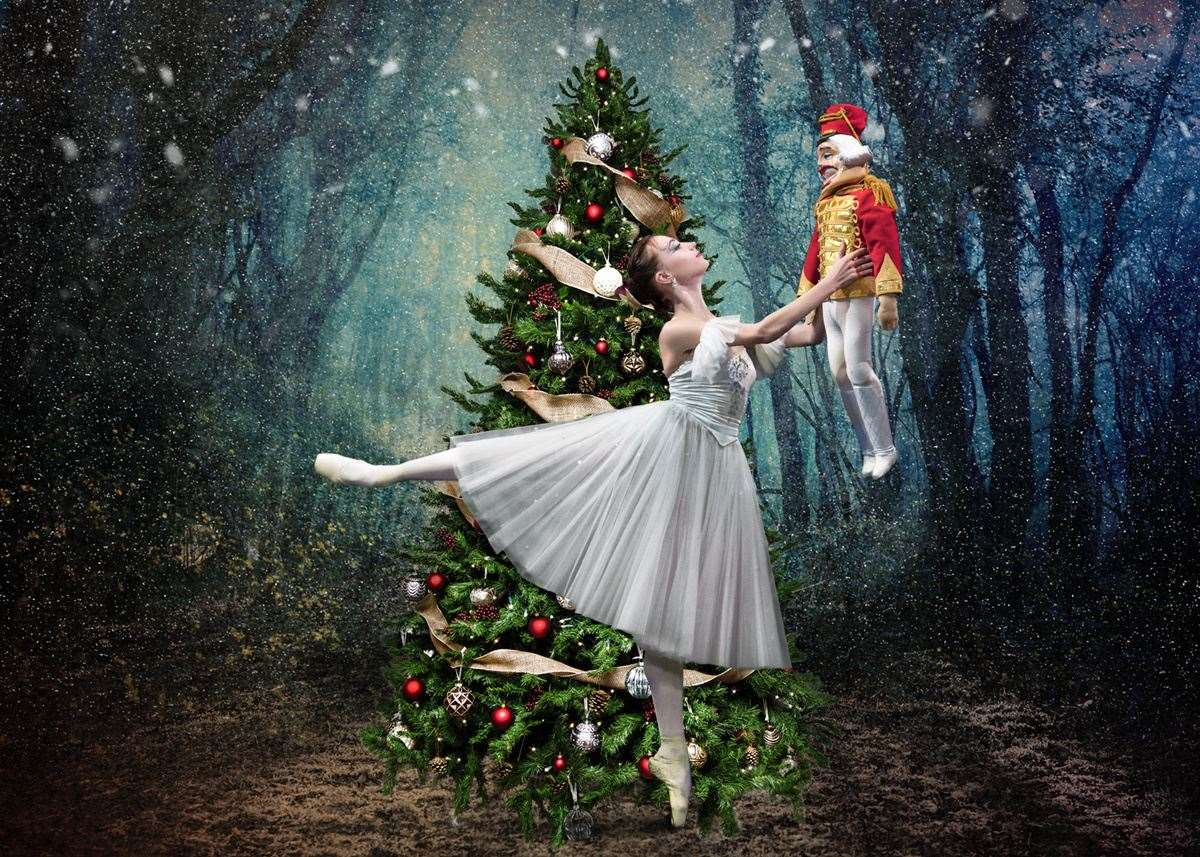 The Nutcracker is at the Corn Exchange inKing's Lynn this autumn. (15505286)