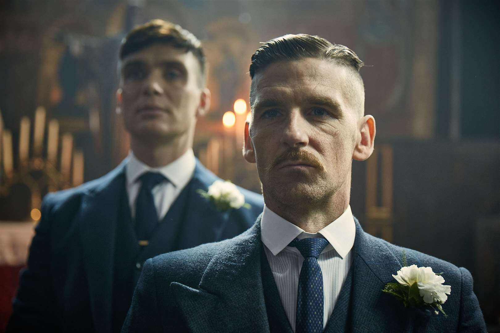 The character of Arthur Shelby (Paul Anderson) in TV's Peaky Blinders may have contributed to a surge in popularity for it as a baby's name