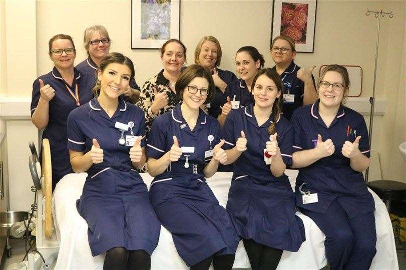 The Queen Elizabeth Hospital charitable fund for a new Maternity Bereavement Suite which is the Lynn News Charity of the Year 2020 (28937689)
