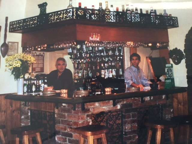 Antonio Scotto Di Marrazzo, former owner of Antonio's Wine Bar in King's Lynn. Photo: SUBMITTED.