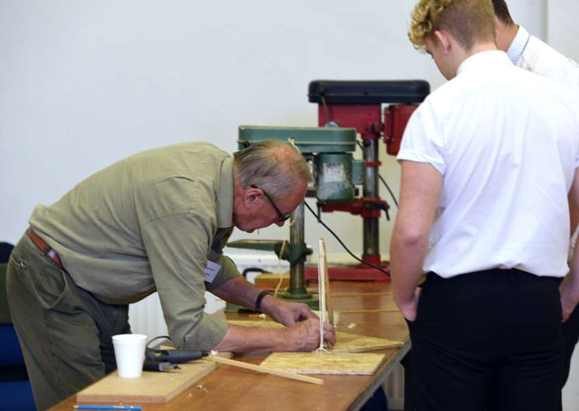 Downham Rotary's annual technology tournament''Tony Fulford