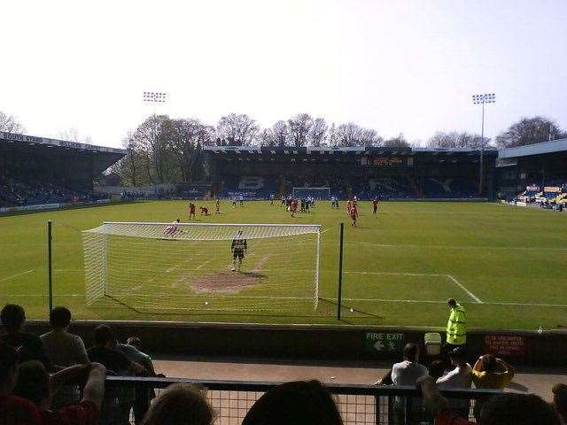 Gigg Lane, Bury FC's stadium