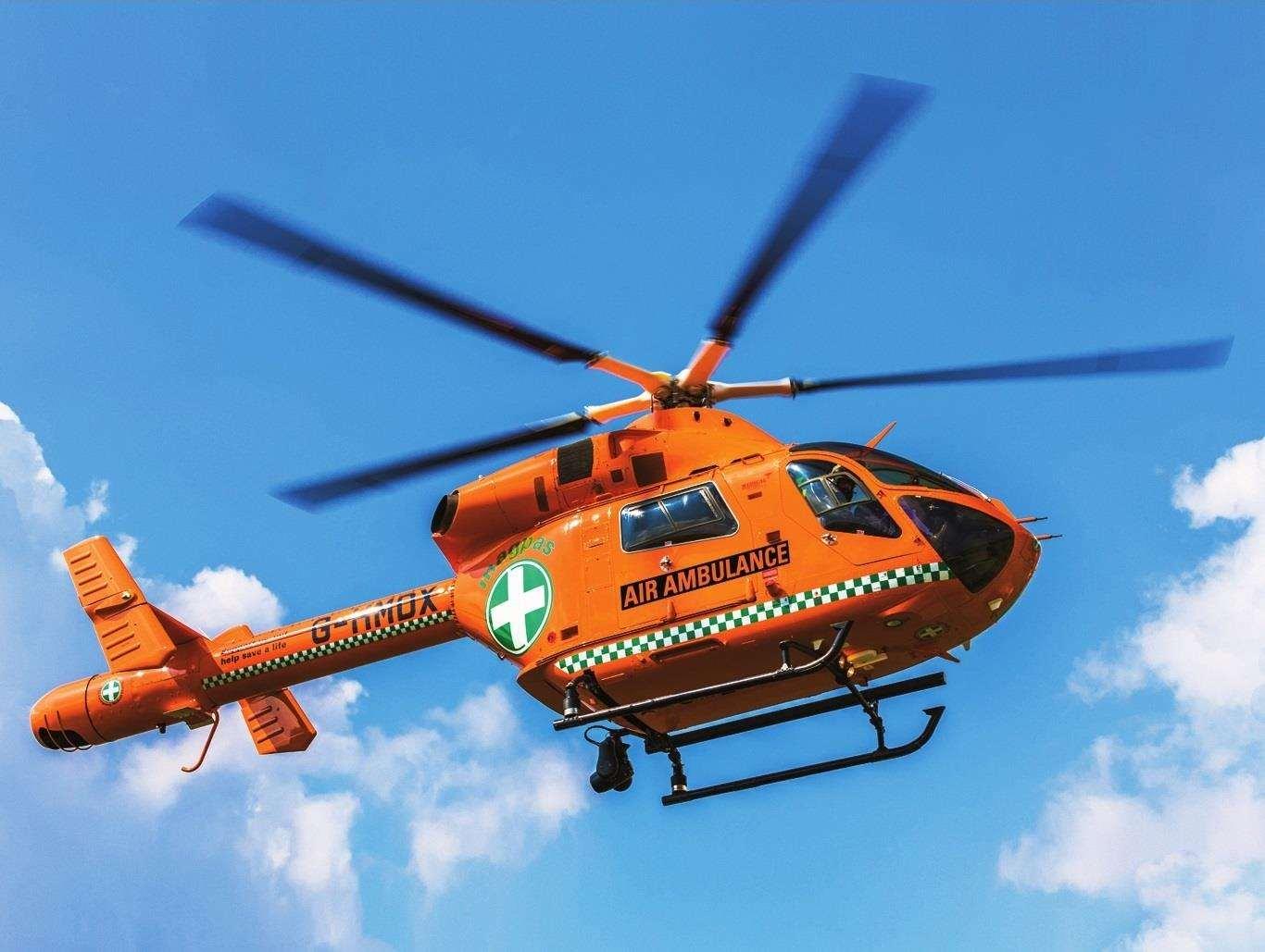 Magpas Air Ambulance (2569710)