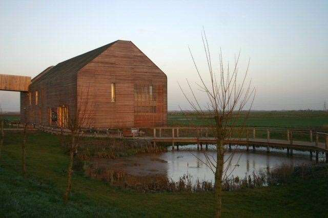 Welney Wetland Centre, The Fens. Photography by Bob Jones