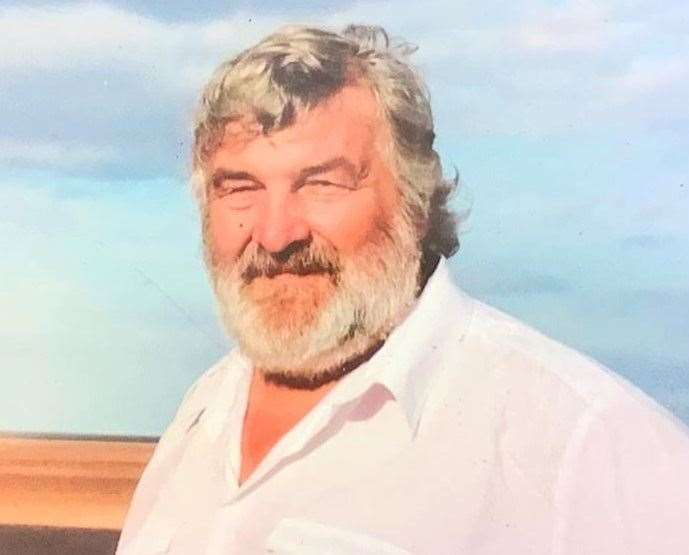 Roy Masters, who has been reported missing from North Creake