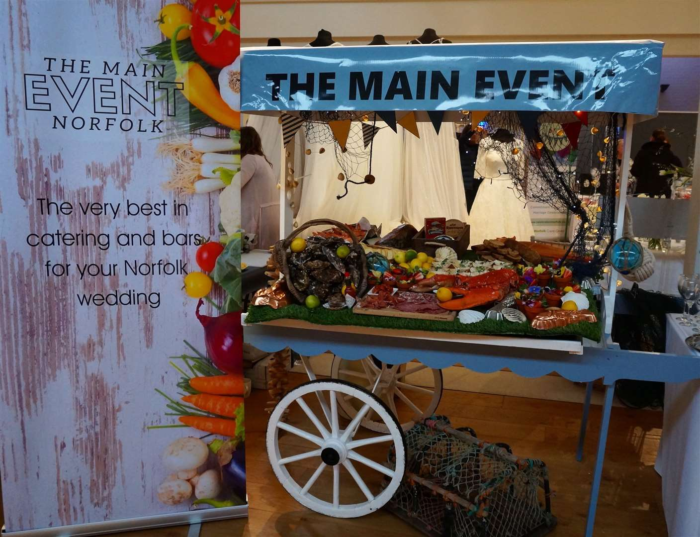 The Main Event offers so many catering needs. Picture: www.aw-pr.com (39434970)