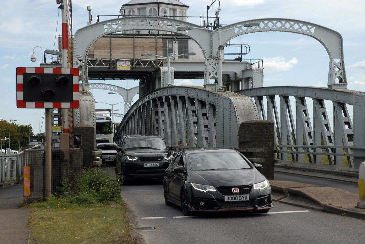 There is just a week to go now until major roadworks begin on the A17 at the Cross Keys Bridge