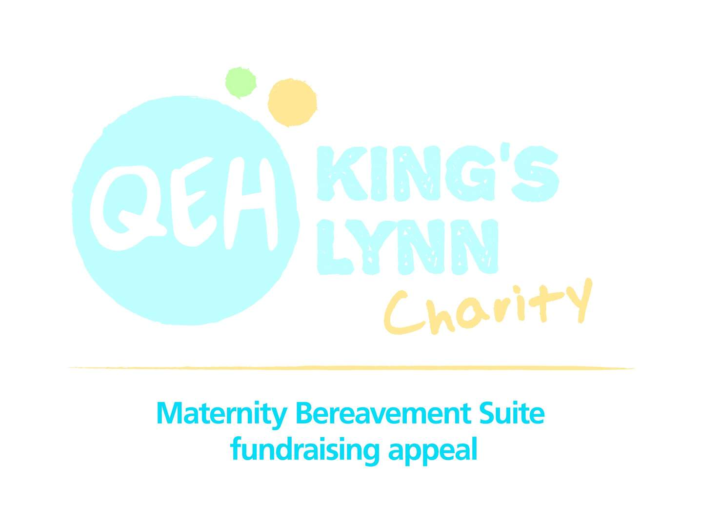 Charity of the Year 2020 - QEH Maternity Unit Bereavement Suite logo