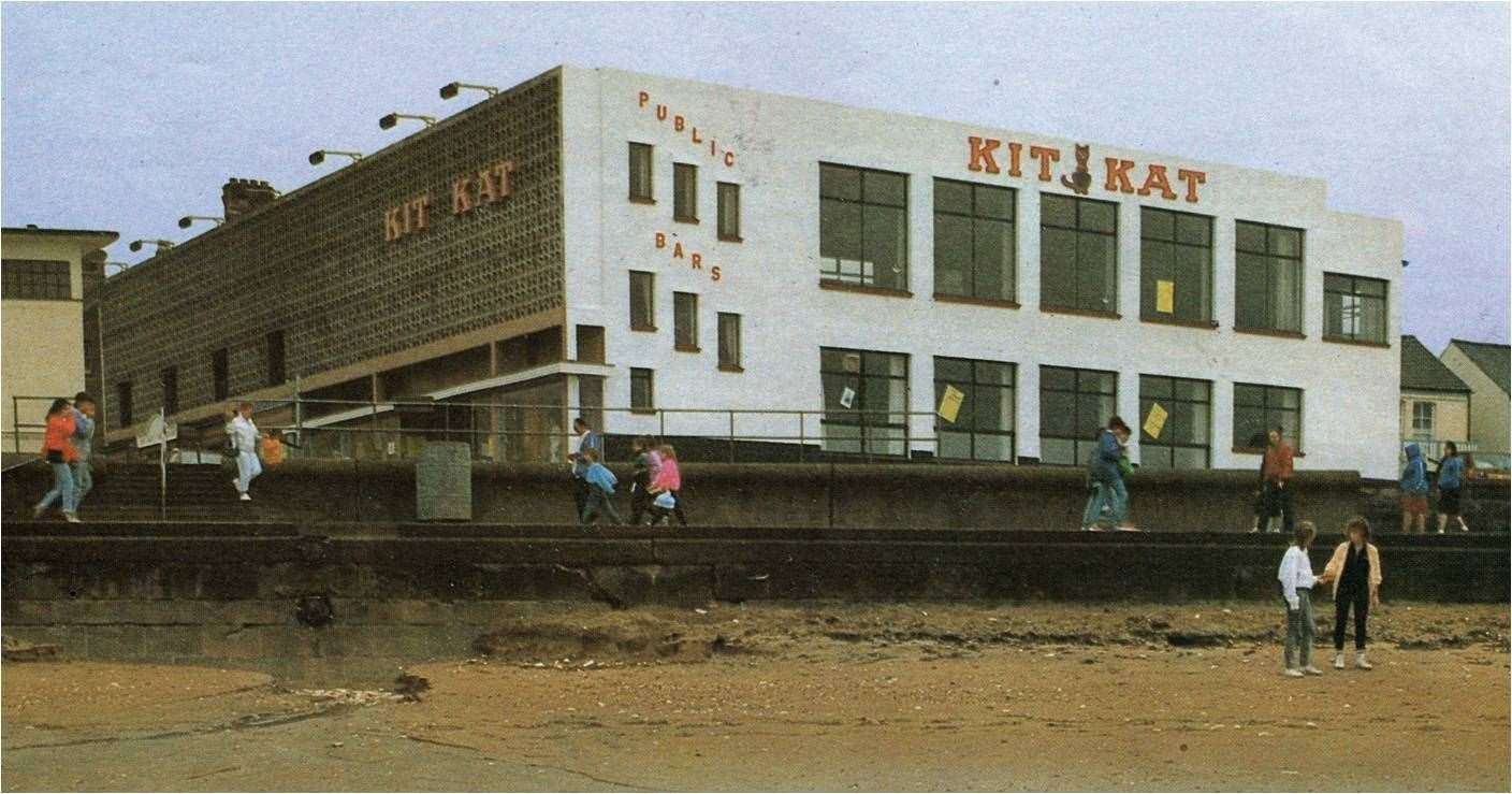The Kit Kat Club in Hunstanton (40336146)