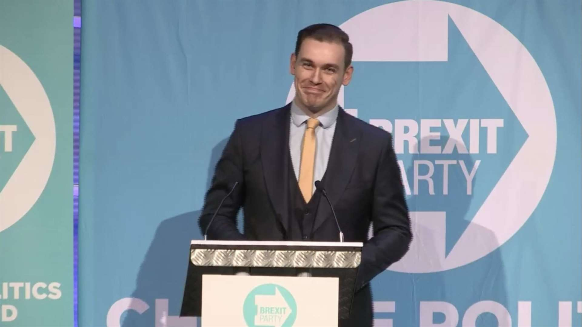 Michael Heaver, East of England MEP (11454540)