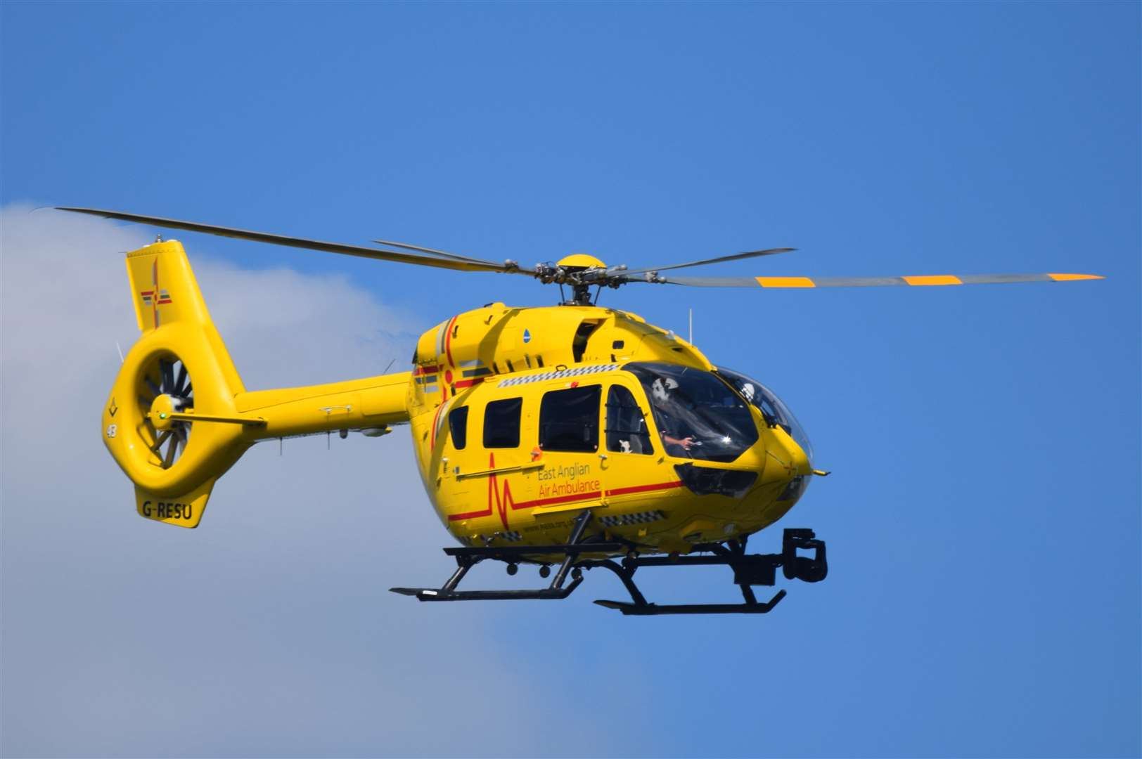 An East of England Air Ambulance helicopter (4902454)
